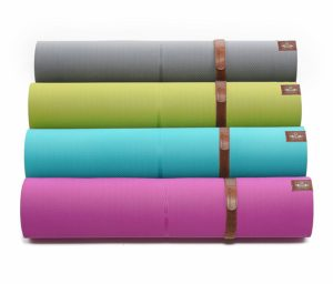 Heathyoga Eco Friendly Non Slip Yoga Mat, SGS Certified TPE