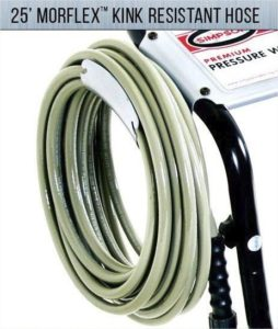Abrasion resistant hose