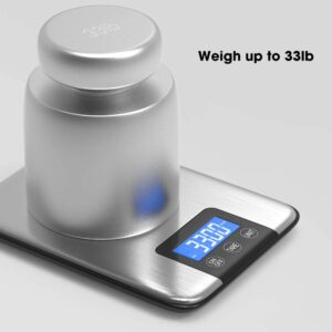Nicewell Digital Kitchen Scale