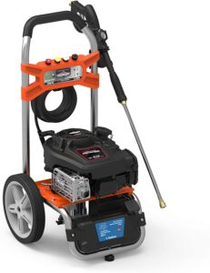 YARD FORCE YF3100ES-R w/Briggs & Stratton Engine