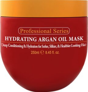 Hydrating Argan Oil Hair Mask