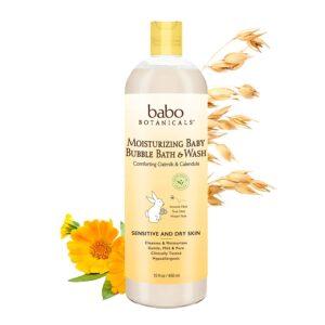 Babo Botanicals Moisturizing Baby 2-in-1