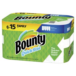 Bounty Quick-Size Paper Towels